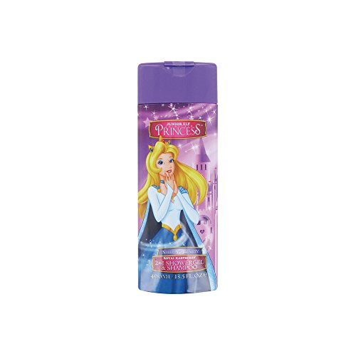 Disney Junior Elf Fairytale Princess Sleeping Beauty 2 in 1 Gel Doccia e Shampoo - 400 ml