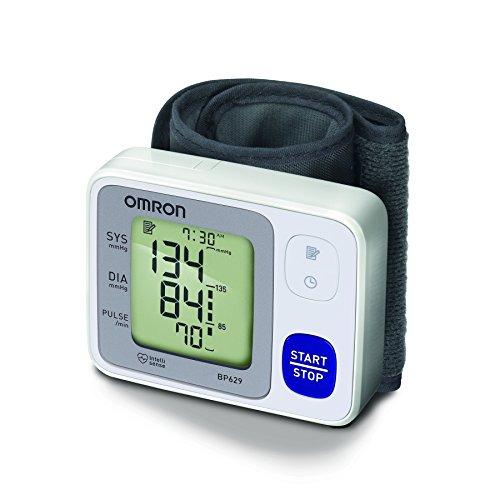 Omron-BP629-3-Series-Wrist-Blood-Pressure-Monitor-DEMO-UNIT