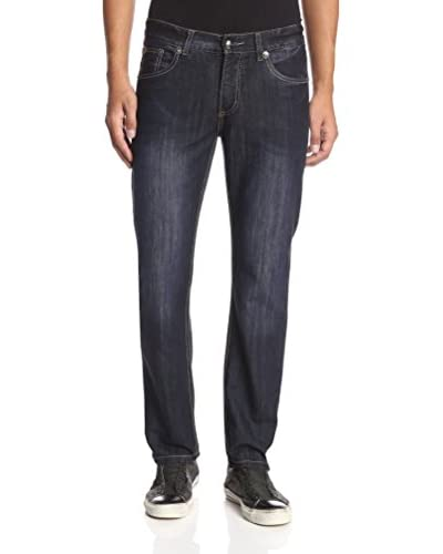 Blue Rag Denim Men's Classic Slim Fit Jeans