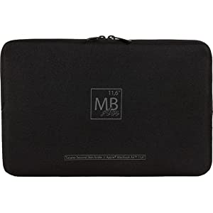 Tucano Elements Special Edition Skin for 11 inch MacBook Air - Black