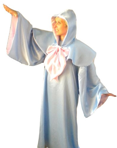 Fairy Godmother Cinderella Costume Gown Adult NIP (Fairy Godmother Costume For Adults)