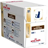 Royal Canin Gastro Intestinal Cat 100g (48 Pouches)