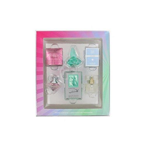 ladies-3-piece-mini-fragrance-gift-set-white-linen-chopard-wish-laguna-salvador-dali-ideal-christmas