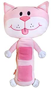 Seat Pets Pink Cat Car Seat Toy Enfants, enfants, jeux, jouets, jeux