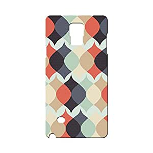 BLUEDIO Designer Printed Back case cover for Samsung Galaxy Note 4 - G2031