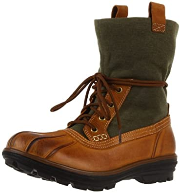 Amazon.com: Cole Haan Men's Air Scout Pull-On BootRedwood