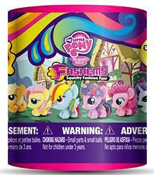 My Little Pony Fashems MashEms Blind Pack (Colors & Styles May Vary) Mini Figure - 1