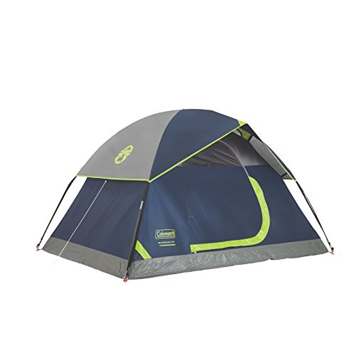 Coleman Sundome 2-Person Dome Tent, Navy/Grey (Coleman Instant Dome 4 compare prices)