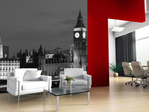 LONDON WALLPAPER MURAL