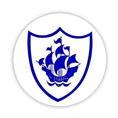 Blue Peter Badge. Back in the day, almost every kid wanted one of these! Fulfil your dream (or someone else's) with this authentic pin badge