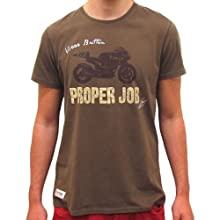 Primo Proper Job (Mens) T-Shirt
