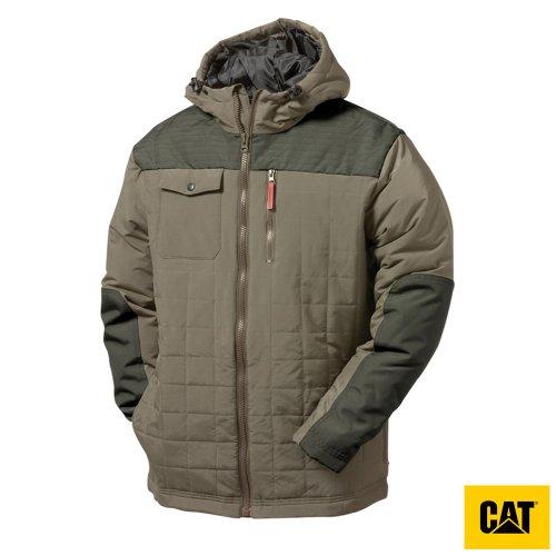 Caterpillar Highline Mens Hooded Jacket