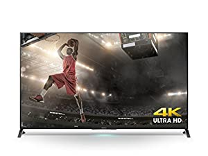 Sony XBR55X850B 55-Inch 4K Ultra HD 120Hz 3D Smart LED TV