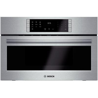 Bosch Hmc80151uc 800 30 Quot Stainless Steel Single Wall Oven