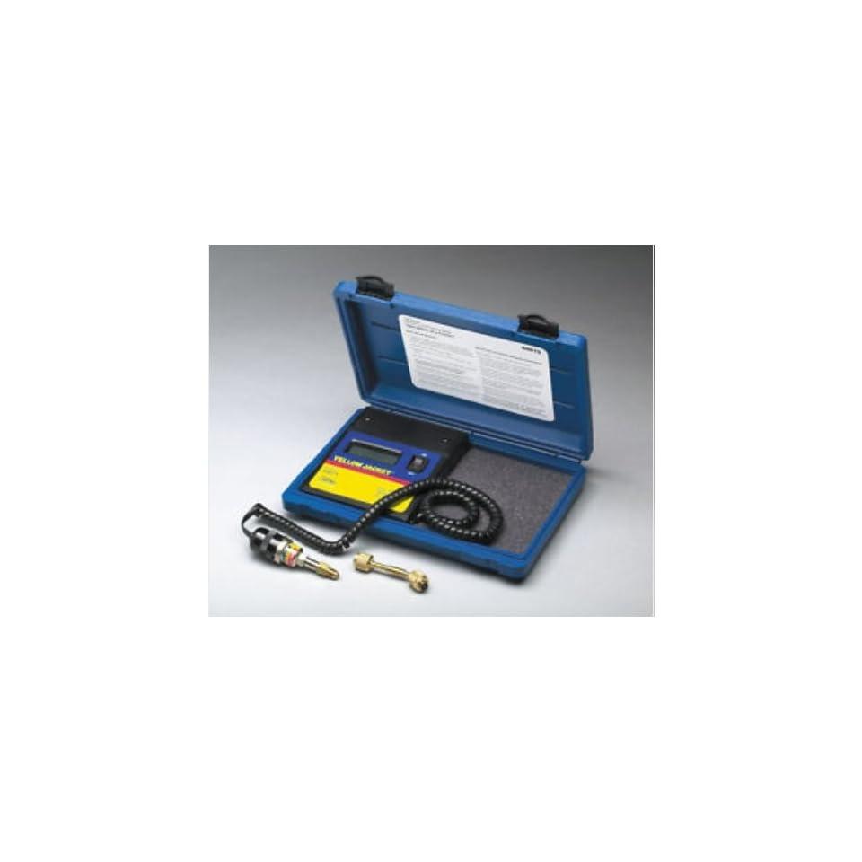 Yellow Jacket 69075 SuperEvac LCD Vacuum Gauge NEW