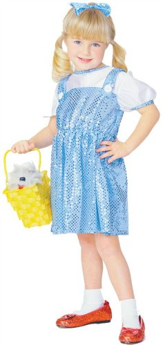 Wizard of Oz Dorothy Girl Costume
