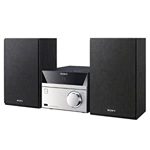 Cash back for  2x Sony CMT-S20CEK All In One Audio System With CD