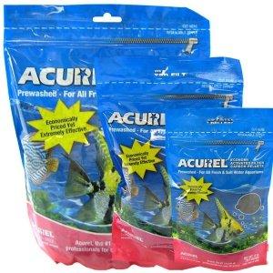 Imagen de Acurel LLC economía activado filtro carbón Pellets acuario y estanque de filtro accesorio, 1 libra