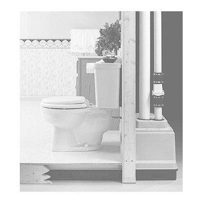qwik jon poly pedestal sewage system