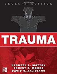 Trauma, Seventh Edition (Trauma (Moore))