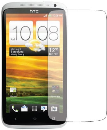 2x HTC ONE X (AT&T) Premium Invisible Clear LCD Screen Protector Cover Guard Shield Protective Film Kit (2 pieces)