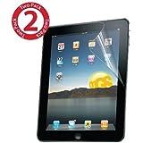 myGear Produits LifeGuard Films de protection écran pour Apple iPad 2 - (2-Pack) Clair