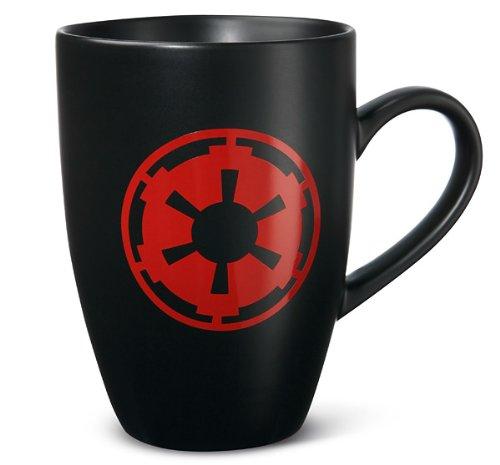 Star Wars Imperial Logo Mug - 12Oz Limited Ed