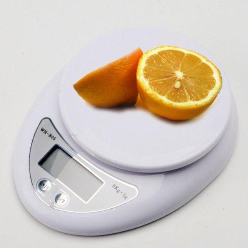 New 5KG/1G LCD numérique de cuisine électronique Balance postale