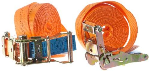 Braun-1000-1-600VE2-Spanngurt-2000-daN-einteilig-Farbe-orange-6-m-Lnge-35-mm-Bandbreite-mit-Ratsche