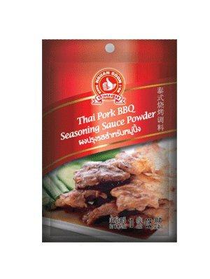 Nguan Soon Thai Pork BBQ Seasoning Sauce Powder 10G. (Pack Of 2)