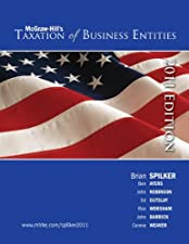 McGraw Hill s Taxation of Business Entities by Brian Spilker