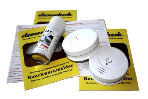 Rauchmelder-Sparset zur Rauchmelderpflicht: