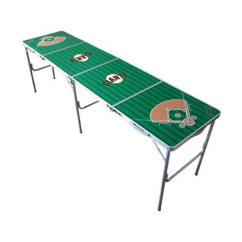 MLB San Francisco Giants Tailgate Ping Pong Table With Net