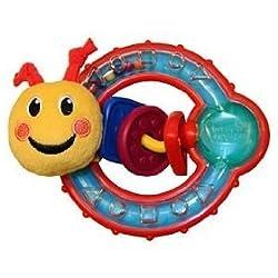 BABY EINSTEIN CATERPILLAR RING RATTLE