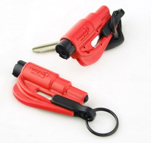 凑单品:LifeHammer ResQMe 汽车便携多成果逃生器(两只装)