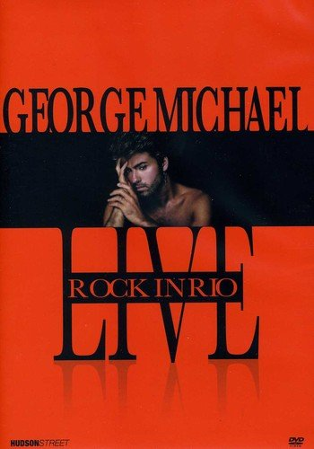 George Michael - Live: Rock in Rio (Amaray Case)