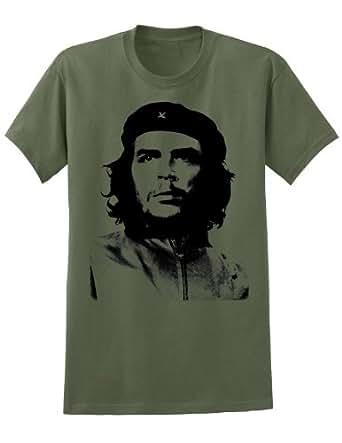 Amazoncom che guevara revolution t shirt clothing for Che guevara t shirt