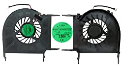 New CPU Cooling Fan for HP Pavilion DV6 dv6-1000 dv6-1100 dv6-1200 dv6-1300 dv6t-1000 CTO dv6t-1100 CTO dv6t-1200 CTO dv6t-1300 CTO dv6z-1000 CTO dv6z-1100 CTO series laptop. Compatible part numbers: DFS551305MC0T DFS551305MC07.(Fit For AMD CPU Only)