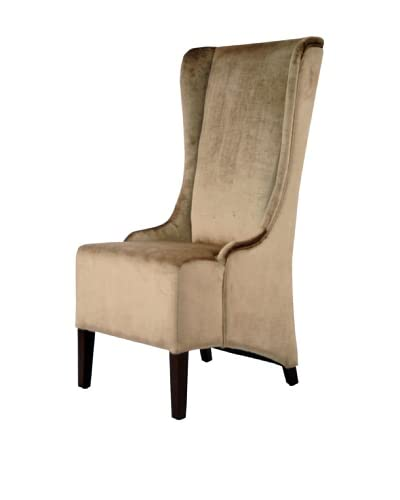 Safavieh Bacall Dining Occasional Chair, Dark Champagne