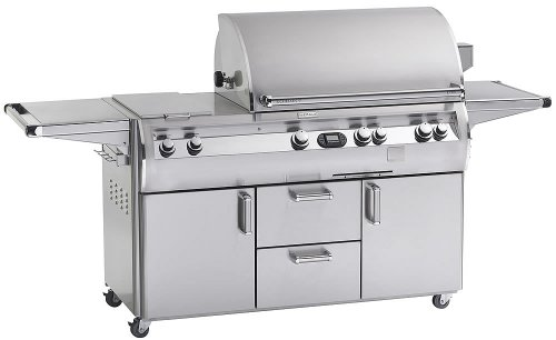 Echelon Diamond E790s Stand Alone Grill (Grill w 1 IF Burner & Power Hood Remote-NG)