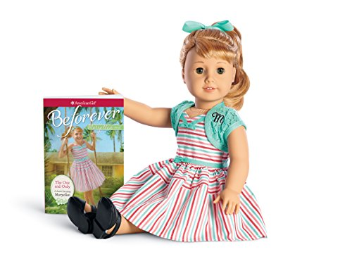 American Girl Maryellen Doll and Book