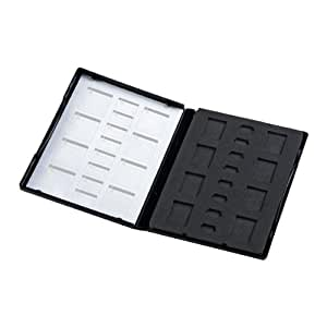サンワサプライ SD microSD カード管理ケース DVDトールケース型 8枚収納 FC-MMC15SDM