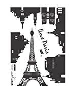 Ambiance-sticker Vinilo Decorativo Paris landscape