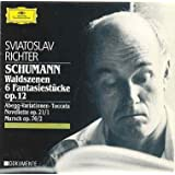 Schumann:6 Fantasiestucke/March GMin/Waldszenen/Novellette/Toccata/VariationsAbegg