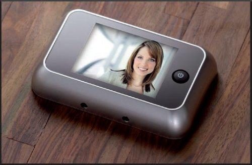 Digitaler Türspion mit Farbkamera
