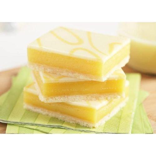 The Original Cakerie Lemonicious Lemon Dessert Bar -- 2 per case. (Nanaimo Bars compare prices)