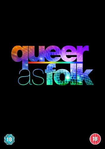 Queer As Folk USA - Season 1-5 Complete [DVD]
