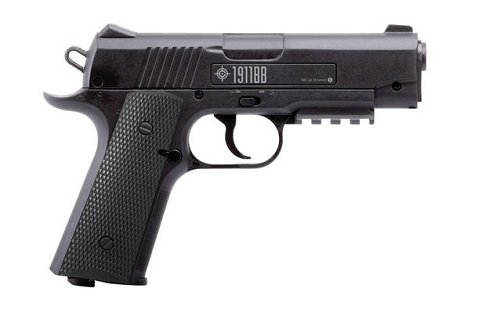 Crosman 1911 Semi-Auto .177 BB CO2 Air Pistol (Co2 Bb Guns Pistols compare prices)