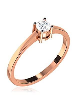 Friendly Diamonds Anillo FDR5365R (Oro Rosa)