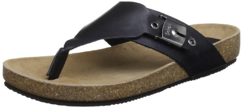 Scholl Men's Catrilo Black Sandal F248441004410 7 UK, 41 EU